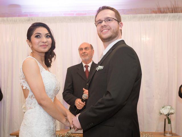 O casamento de Hagata e Diogo