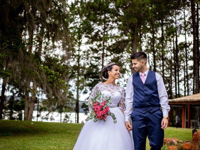 O casamento de Gabriela e Heliabe