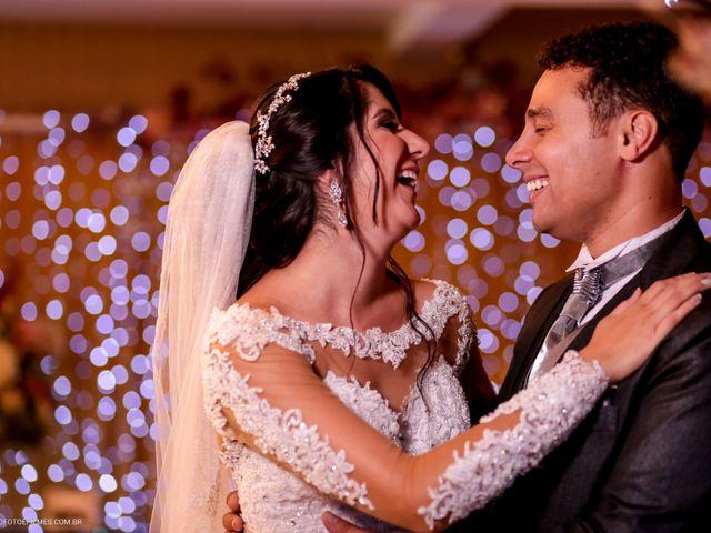 O casamento de Bruna e Willian
