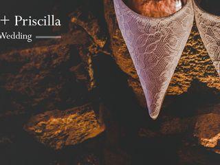 O casamento de Priscila e Gleisson 1
