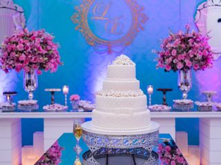 O casamento de Lene e Eliel 1