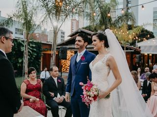 O casamento de Camilla e Gibran 2
