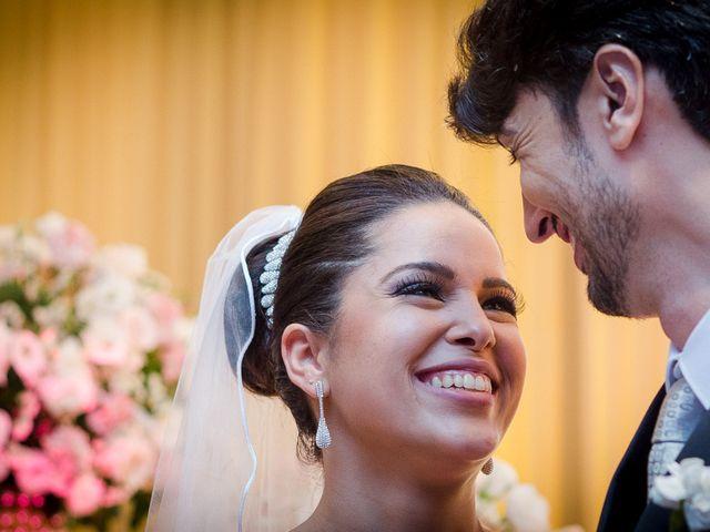 O casamento de Priscila e Gleisson