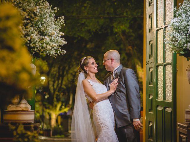 O casamento de Iaçanã e Vinicius