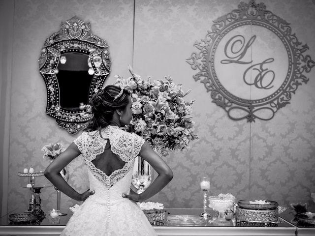 O casamento de Lene e Eliel