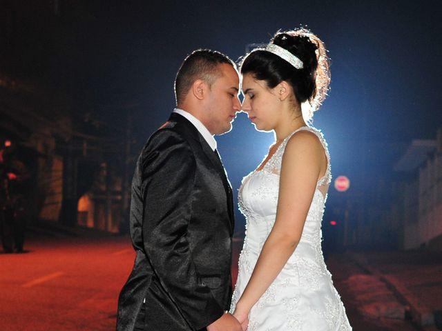 O casamento de Miriã e Wesley