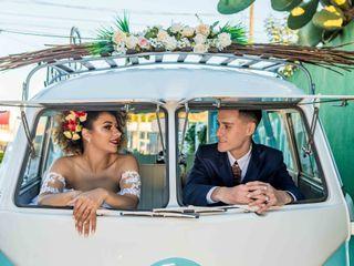 O casamento de Ana Paula e Sérgio