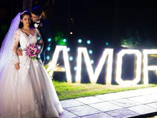 O casamento de Jamille e Bruno