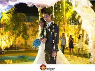 O casamento de Lêda e Isaias 2