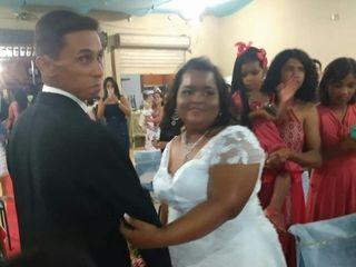O casamento de Alana e Adriano 2