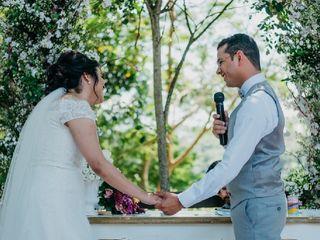 O casamento de Evellyn e Sinésio  1