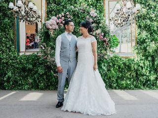 O casamento de Evellyn e Sinésio  2