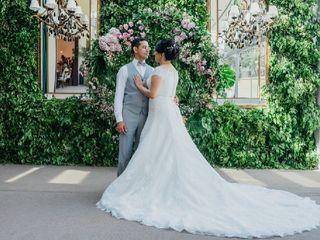 O casamento de Evellyn e Sinésio  3