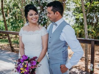 O casamento de Evellyn e Sinésio