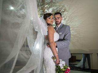 O casamento de Fabiana e Maicon