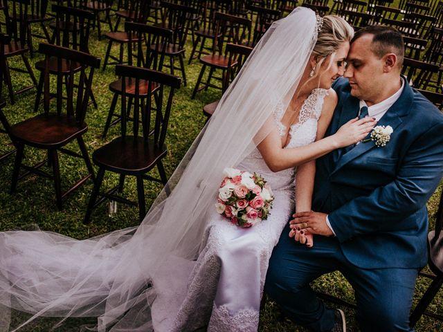 O casamento de Rúbia e André