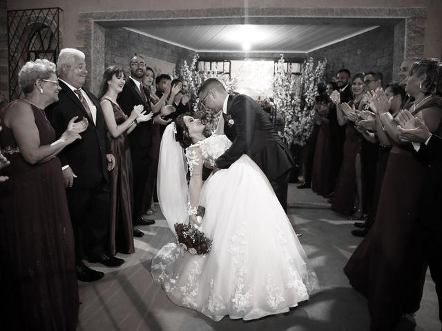 O casamento de Juliana e Ryan