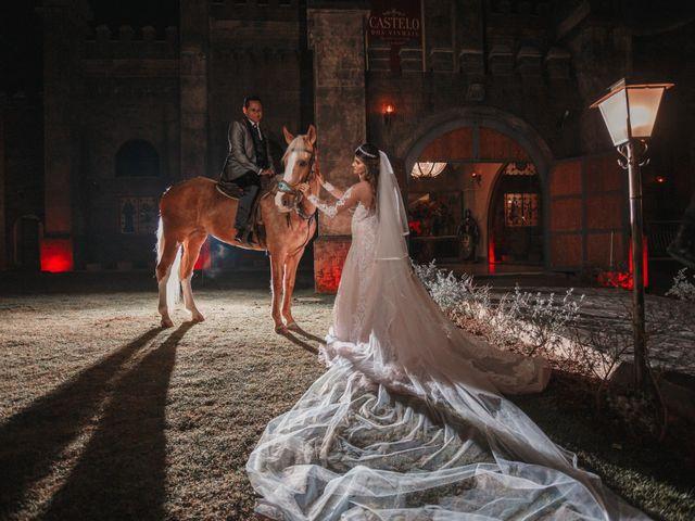 O casamento de Lais e Rodrigo