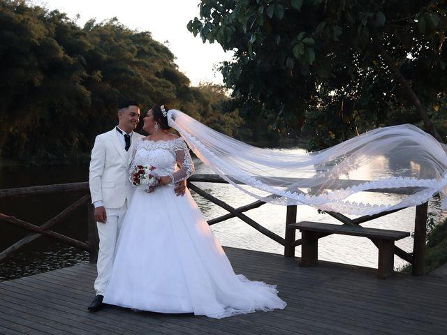 O casamento de Thialisse e Renan