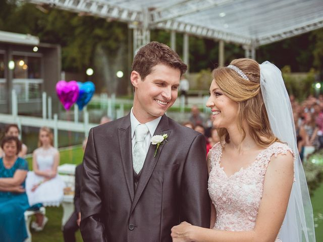 O casamento de Michele e Alan