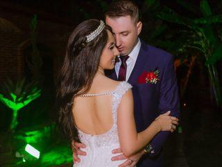 O casamento de Tiago e Leticia