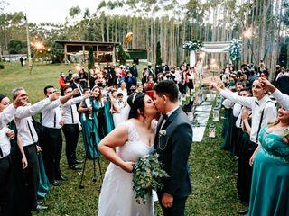 O casamento de Caio e Letícia