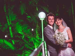 O casamento de Livia e Willian