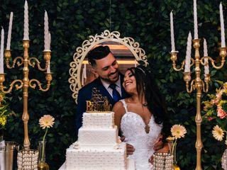 O casamento de Taynah e Rafael