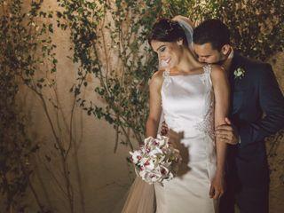 O casamento de Marcia e Marcos