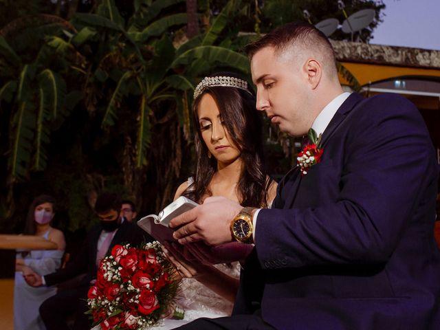 O casamento de Leticia e Tiago em Santa Cruz do Sul, Rio Grande do Sul 45