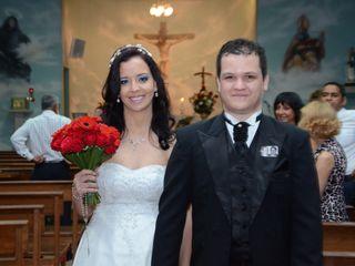 O casamento de Bruna e Mateus
