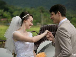 O casamento de Mateus e Ana