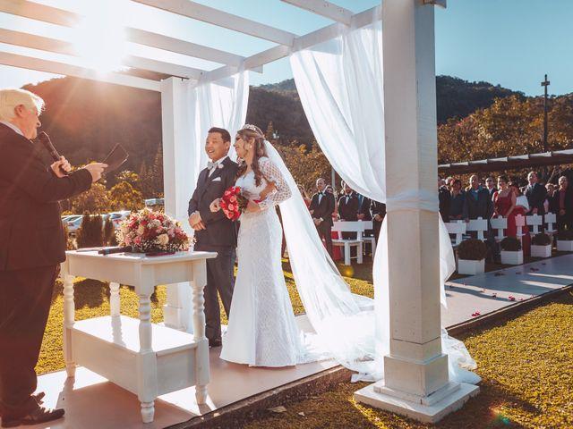 O casamento de Daniela e Dong