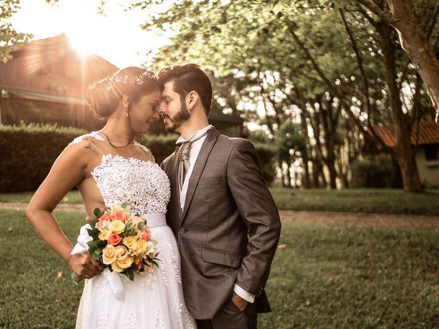 O casamento de Michele e Eduardo