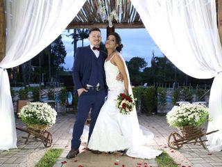 O casamento de Larissa e Daniel