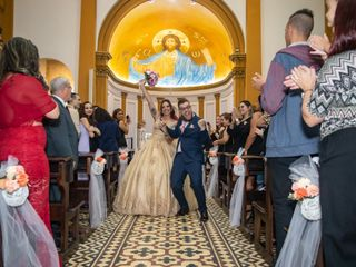 O casamento de Natalia e Vitor 3