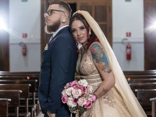 O casamento de Natalia e Vitor