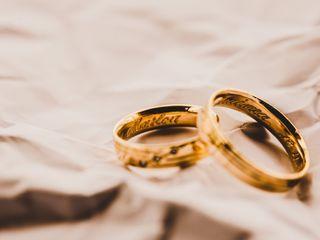 O casamento de Luciana e Marlon 1
