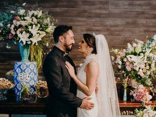 O casamento de Jordania e Fabio