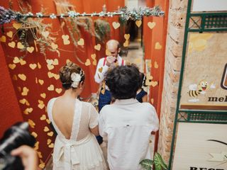 O casamento de Cláudia e Sebastião 2