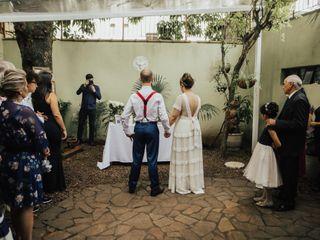 O casamento de Cláudia e Sebastião 3