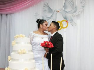 O casamento de Tatiane e Gabriel 3