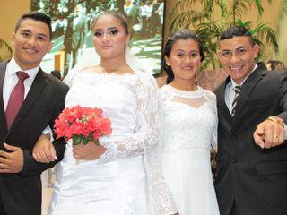 O casamento de Tatiane e Gabriel