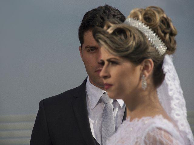 O casamento de Mirian e Mateus