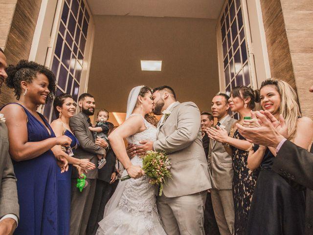 O casamento de Luciana e Marlon
