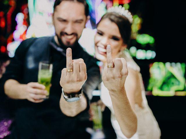 O casamento de Fabio e Jordania em Belo Horizonte, Minas Gerais 1