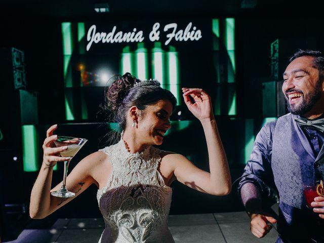 O casamento de Fabio e Jordania em Belo Horizonte, Minas Gerais 44