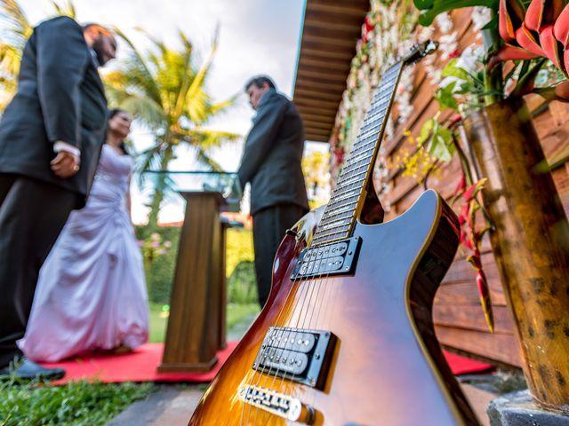O casamento de Vieira e Ramos