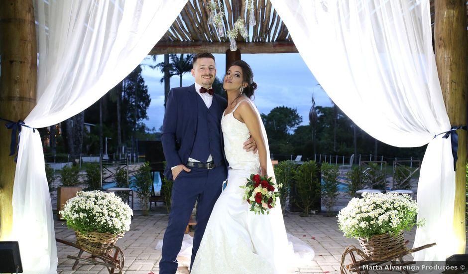 O casamento de Daniel e Larissa em Mairiporã, São Paulo