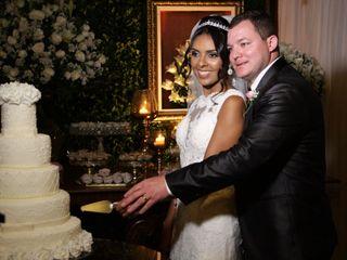 O casamento de Karin  e Wellington